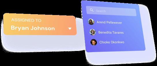 Make email delegation effortless