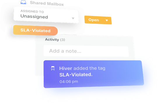 Make email delegation effortless