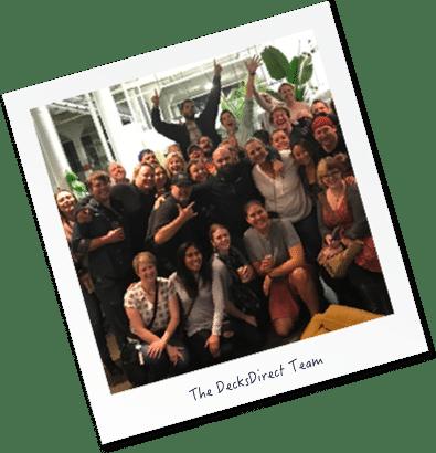 Hiver front alternative customer decksdirect team photo