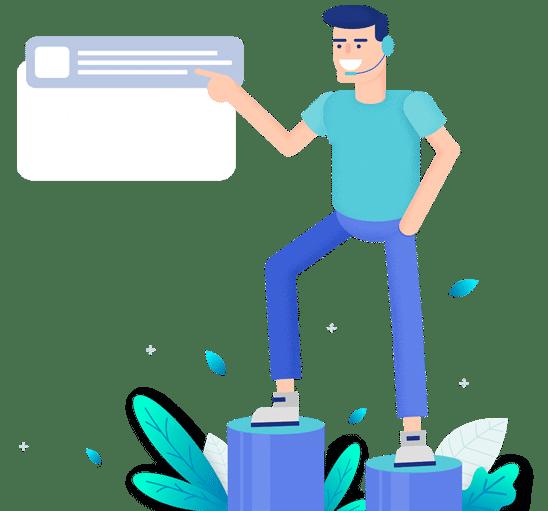 Hiver Shared Inbox Account Management Hero