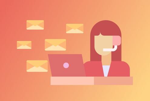 customer-service-email-queue